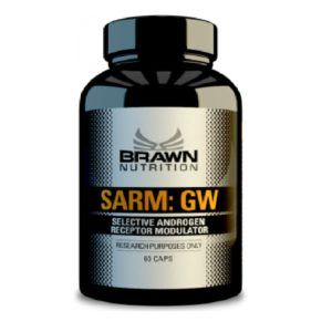 Brawn Nutrotion SARM GW 60 Caps