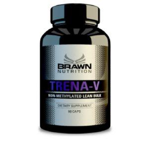 Brawn TRENA-V 90 Caps.