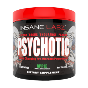 INSANE LABZ PSYCHOTIC 219 Gr. Termogenici.com