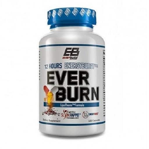 Everbuild Everburn 120 Caps